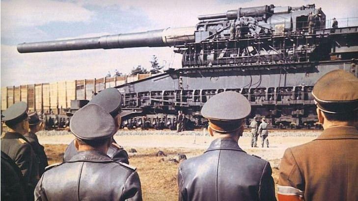 Nazi Almanyası'nın Dehşet Verici Ölüm Makineleri