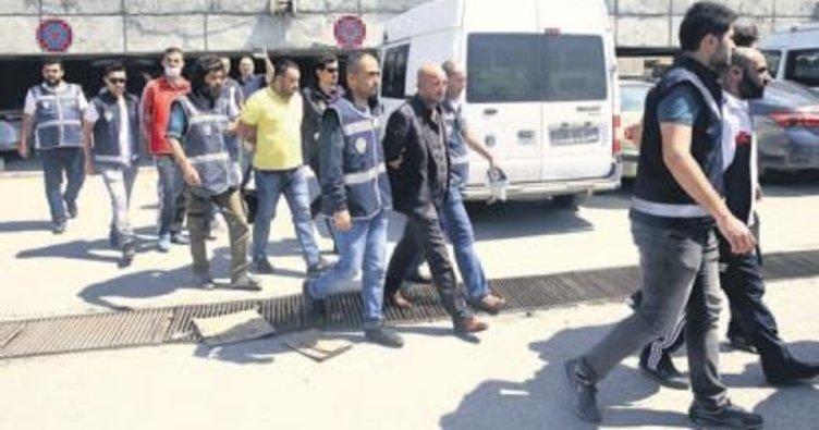 Şahin Turgut çetesine dört tutuklama