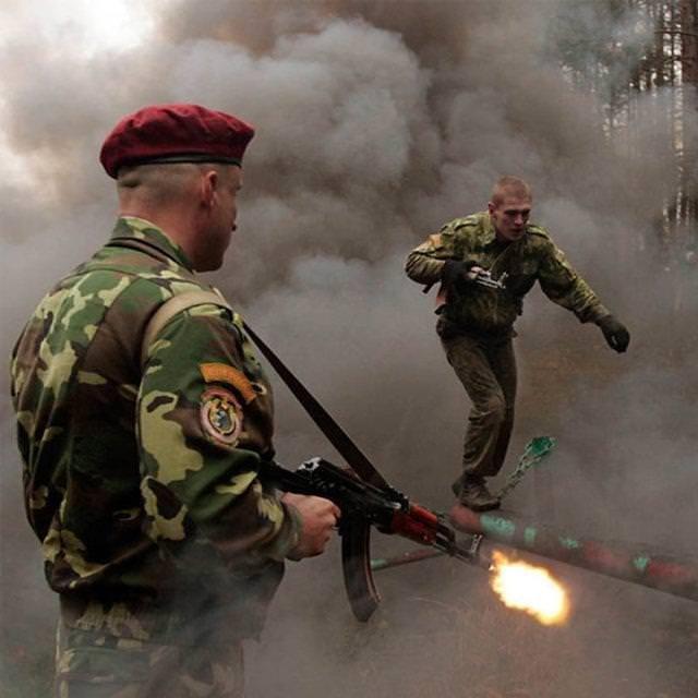 Dünyanın en acımasız askeri eğitimleri