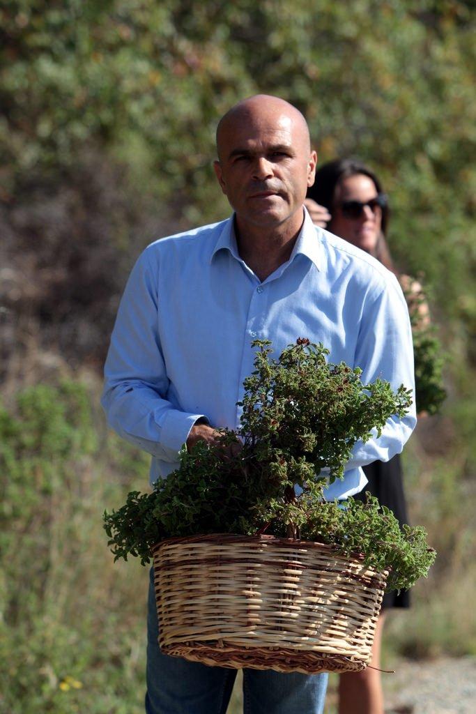 Anadolu'nun bitki zenginliğinden sabun üretiyor