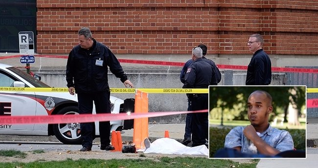ABD'de üniversitede saldırı: 11 yaralı