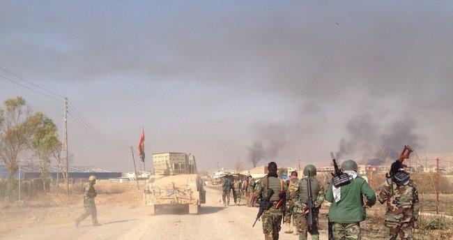 Peşmerge'nin Başika operasyonunda 10 militan öldürüldü