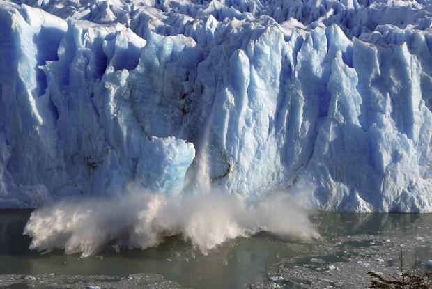 Küresel ısınmayı kanıtlayan fotoğraflar