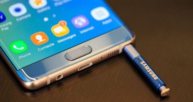 Galaxy Note 7 için bir yasaklama da SAS'tan