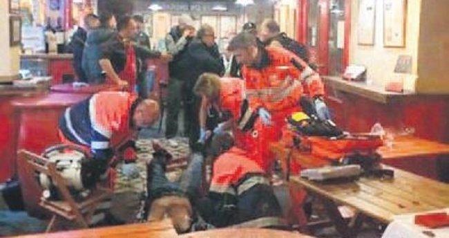 Sevilla karıştı: 3 yaralı