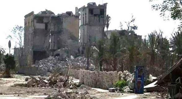 Suriye'deki Yapıların Öncesi ve Sonrası
