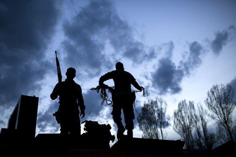 Asker dağa çıkacak