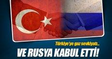 Rusya Türkiye'nin teklifini kabul etti!