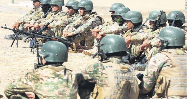 Türkiye'nin eğittiği birlikler Musul operasyonuna katılıyor