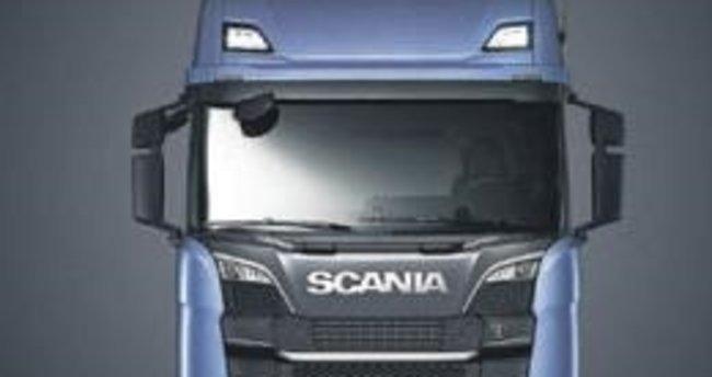 Scania'ya 'yılın kamyonu' ödülü