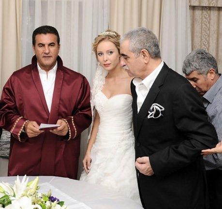 İbrahim Tatlıses evlendi