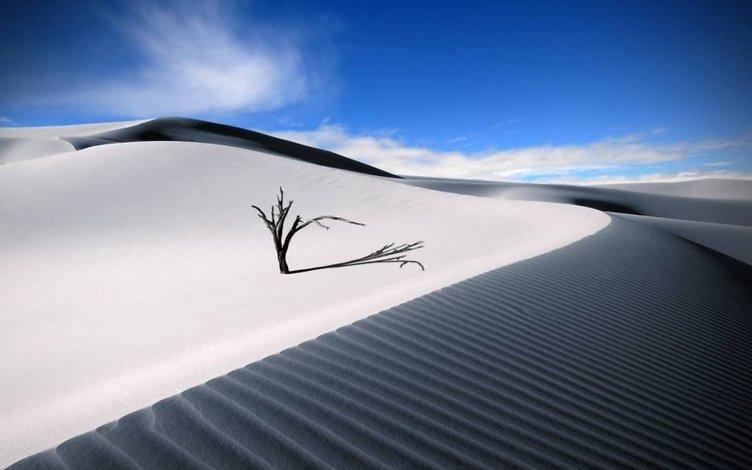 Dünyanın en güzel çölleri!