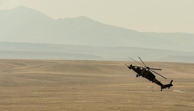 Kara Kuvvetleri'nden Ateş Serbest-2015 tatbikatı
