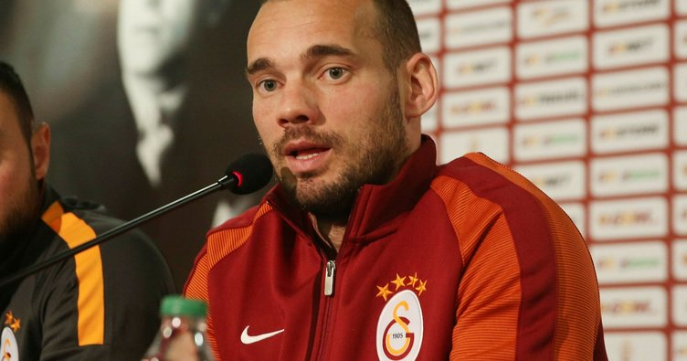 İşte Sneijder'in Galatasaray karnesi