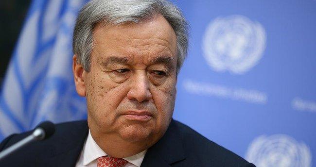 'ABD'nin BM'ye yardımları azaltması çalışmaları olumsuz etkiler'
