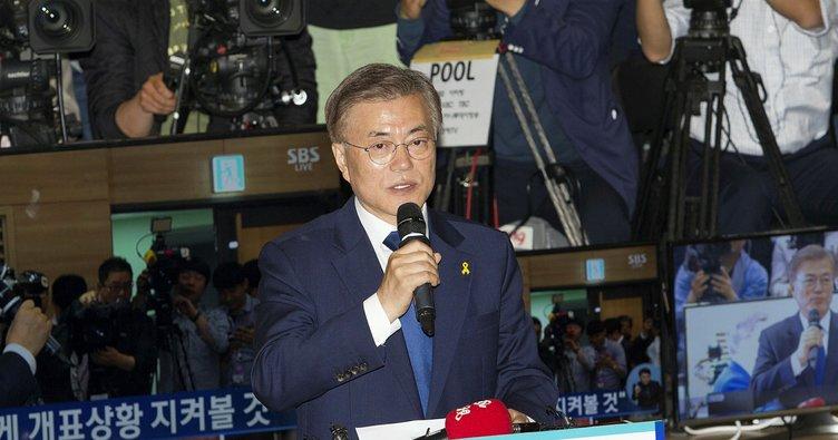 Güney Kore Başkanı: Kuzey Kore'yi ziyaret etmeye hazırım