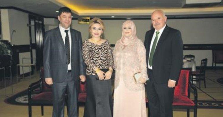 Ayşenur ile Orhan evlendi