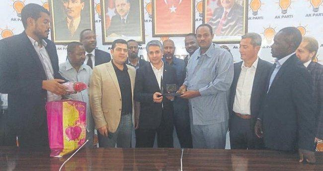 Sudanlı bankacılar Denizli'de ağırlandı