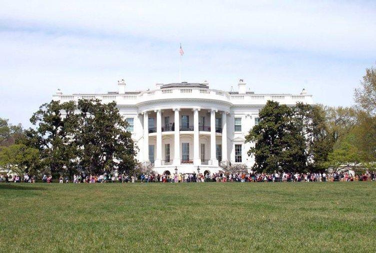 Beyaz Saray halka açıldı!