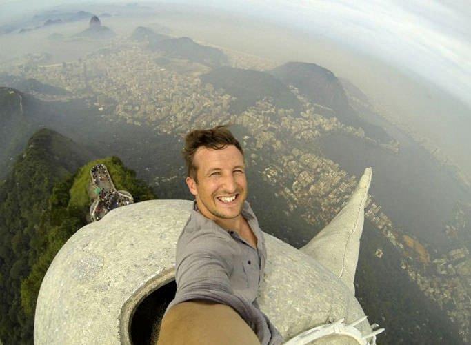 En çılgın 'Selfie'ler