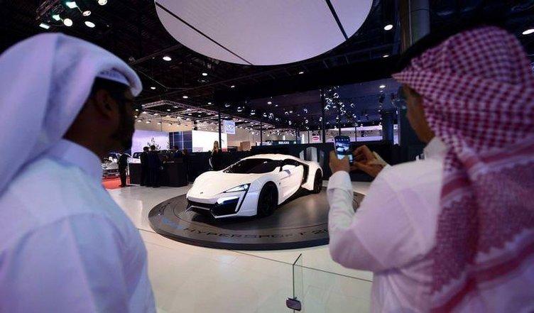 2013 Doha Otomobil Fuarı