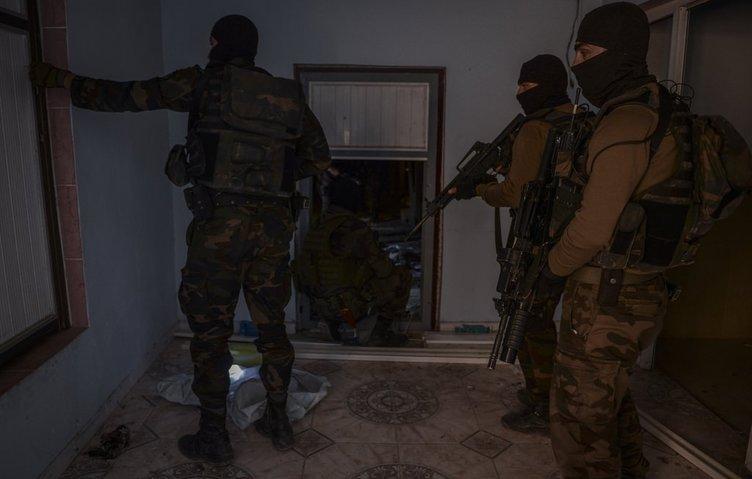 Nusaybin'de PKK'lılara göz açtırılmıyor!