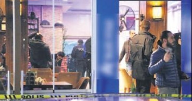 Kafede çatışma: 3 ölü, 9 yaralı