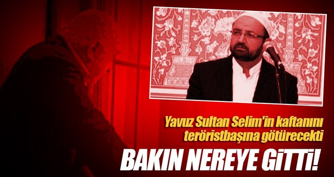 İstanbul Beyazıt Cami Eski İmamı Fetö'den Tutuklandı