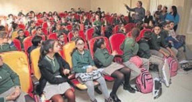 10 bin öğrenciye çevre bilinci eğitimi
