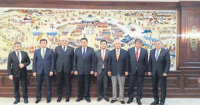 Dağ, Moğolistan'da 15 Temmuz'u anlattı