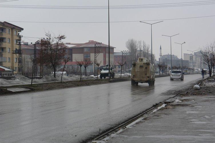Yüksekova'da operasyonlar başlıyor!