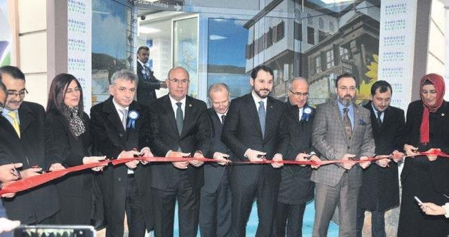 BEDAŞ ve ÇEDAŞ'ın yeni çağrı merkezi açıldı
