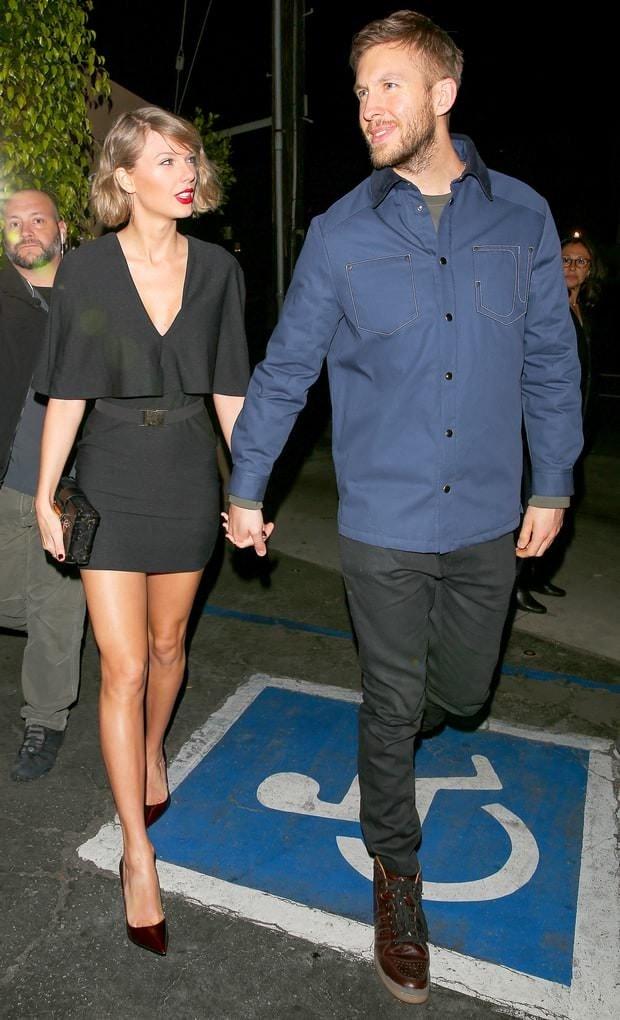 Calvin Harris eski aşkı Taylor Swift hakkında ilk kez konuştu