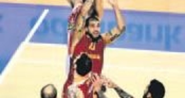 Galatasaray Baskonia'da