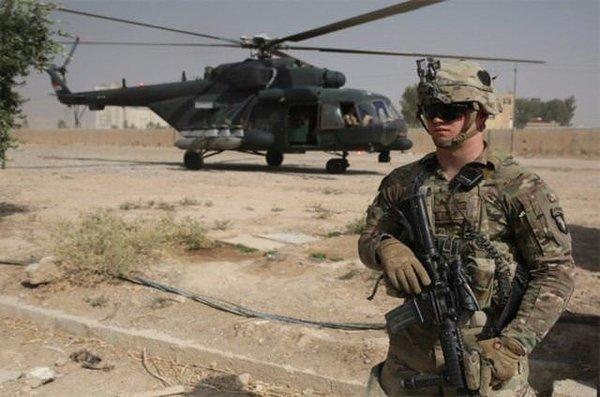 ABD'nin Musul'daki özel kuvveti 'Airborne'