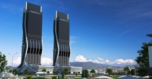 Türkiye'nin en yüksek binaları