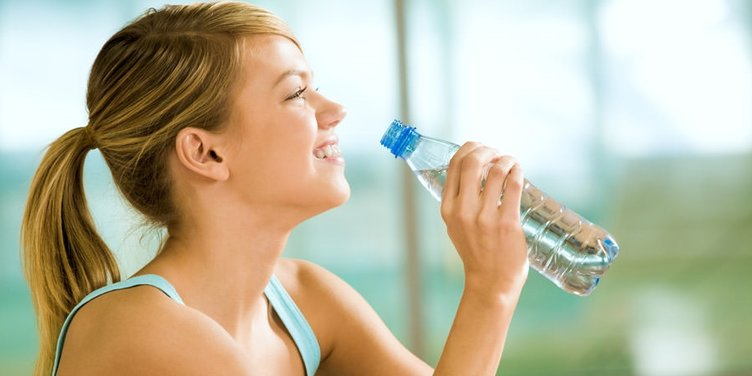 Fazla su içmenin de zararları var