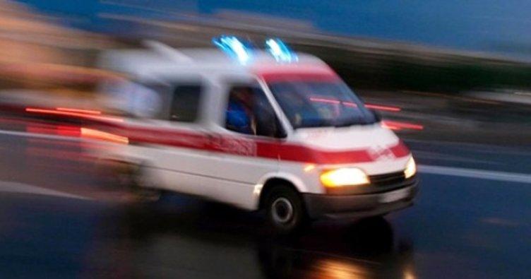 Otomobilin çarptığı torun öldü, anneanne yaralandı