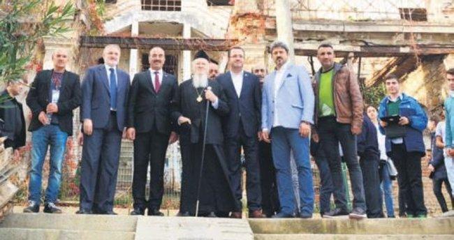 'Dinlerin kardeşliğini yaşatacağız'