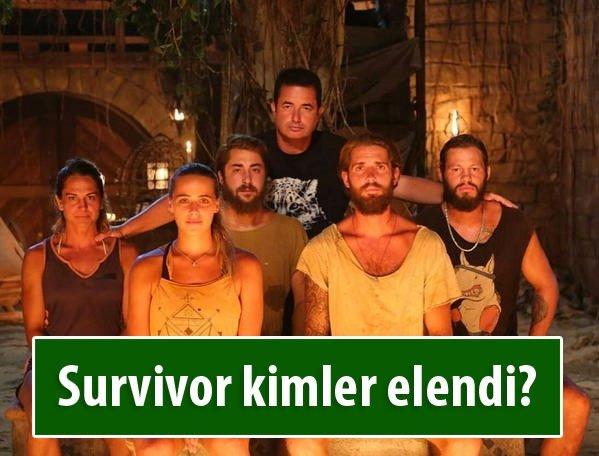 Survivor 2016'da kim elendi? Damla mı, Semih mi, Nagihan mı? Survivor finalistleri kimler oldu. İşte tüm detaylar...