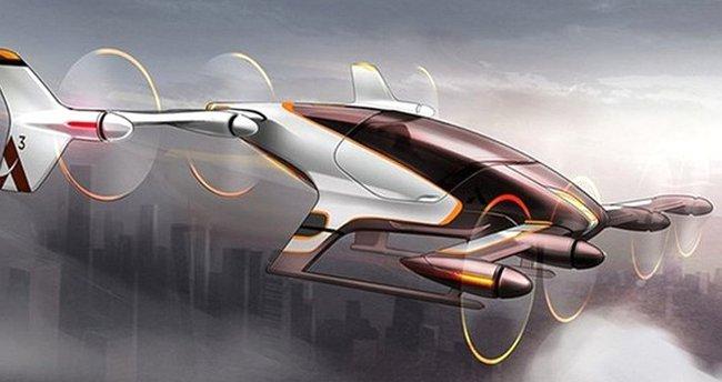 Uçan taksiler 2020 yılında hazır