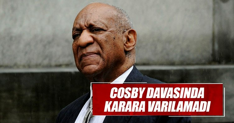 Cosby davasında karara varılamadı