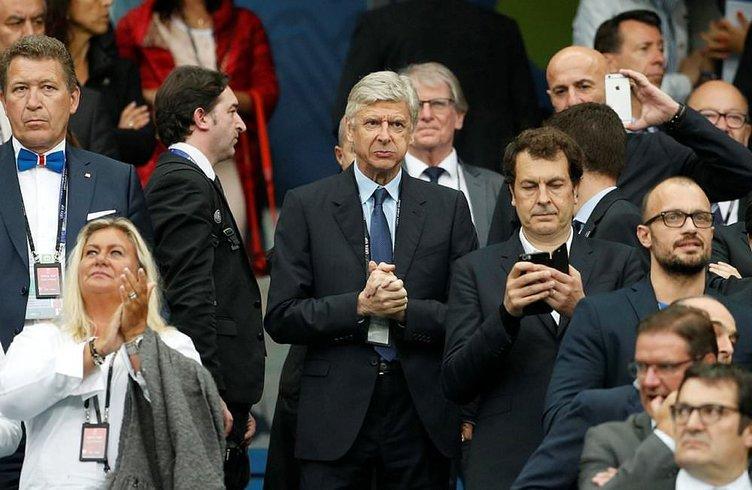 Arsene Wenger: Emre Mor'u çok beğendim