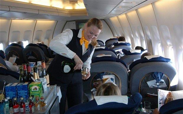 Uçaklarda yaşanan tuhaf olaylar