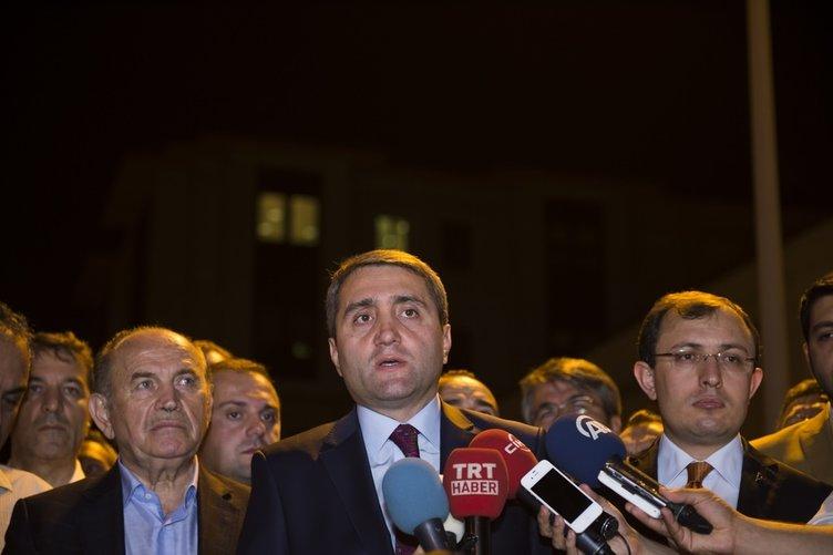 AK Parti İstanbul İl Binası'na silahlı saldırı