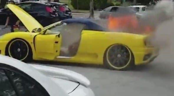 Ferrari tanınmaz hale geldi!