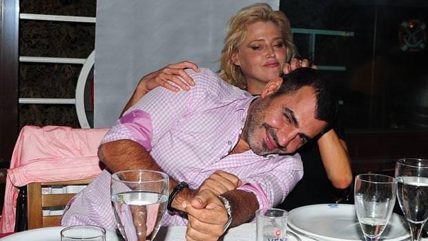 Estella Warren'in Türk aşkı Ramiz Özbay