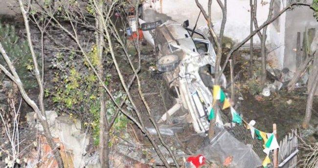 Kastamonu'da otomobil devrildi: 2 kişi öldü, 4 kişi yaralandı