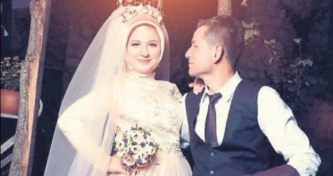 Yeni evli çifti kaza ayırdı