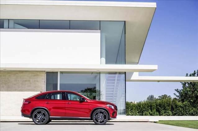 X6'nın rakibi GLE Coupe'nin fiyatı belli oldu